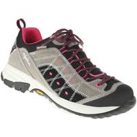 Schuhe Damen Wanderschuhe Alpina Schnürer Kim Farbe: grau grau