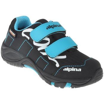 Schuhe Jungen Wanderschuhe Alpina Kinderschuhe Winny Farbe: blau blau