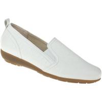 Schuhe Damen Slipper Natural Feet Slipper Chloe Farbe: weiß weiß