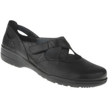 Schuhe Damen Derby-Schuhe Lei By Tessamino Kletter Lisa Farbe: schwarz schwarz