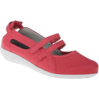 Schuhe Damen Ballerinas Natural Feet Ballerina Josi Farbe: rosa rosa