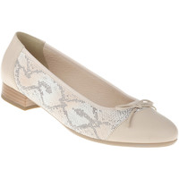 Schuhe Damen Ballerinas Lei By Tessamino Ballerina Cecila Farbe: beige beige