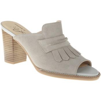 Schuhe Damen Sandalen / Sandaletten Lei By Tessamino Pumps Ilva Farbe: beige beige