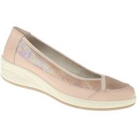 Schuhe Damen Ballerinas Lei By Tessamino Ballerina Sarah Farbe: rosa rosa