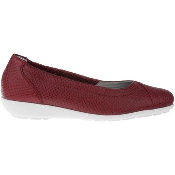Natural Feet Ballerina Collien Farbe: rot rot - Schuhe Ballerinas Damen 13085