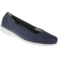 Schuhe Damen Ballerinas Natural Feet Ballerina Collien Farbe: blau blau
