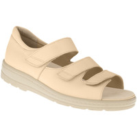 Schuhe Damen Sandalen / Sandaletten Natural Feet Sandalen Casablanca Farbe: beige beige