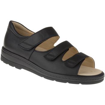 Schuhe Damen Sandalen / Sandaletten Natural Feet Sandalen Casablanca Farbe: schwarz schwarz