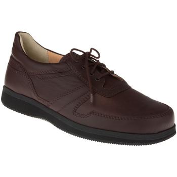 Schuhe Herren Derby-Schuhe Natural Feet Schnürer Karsten XL Farbe: braun braun