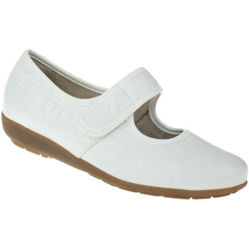 Schuhe Damen Ballerinas Natural Feet Ballerina Suki Farbe: weiß weiß