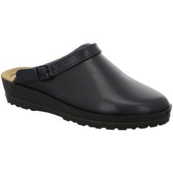 Schuhe Damen Hausschuhe Beck Anna 7002/05 blau