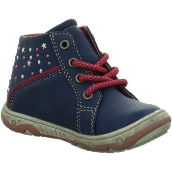 Schuhe Jungen Babyschuhe Supremo Schnuerschuhe 9630801,blue 9630801 blau
