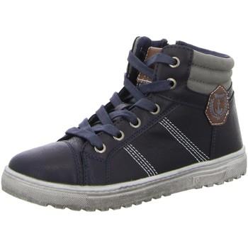 Schuhe Jungen Sneaker High Indigo High 461063065,NAVY 461063065-832 blau