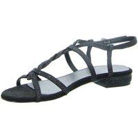 Schuhe Damen Sandalen / Sandaletten Idana Sandaletten 281325073,BLACK 281325073 schwarz