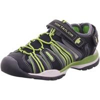 Schuhe Jungen Wanderschuhe Supremo Trekkingsandalen 6970901 BLK schwarz