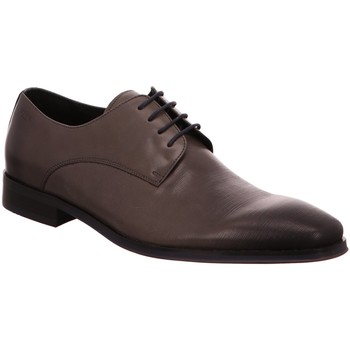 Schuhe Herren Richelieu Digel Business Steen 1001952-40 grau