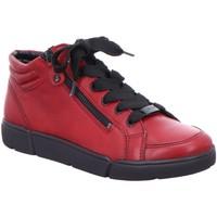 Schuhe Damen Sneaker High Ara Schnuerschuhe ROM 12-14435-05 rot