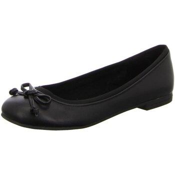 Schuhe Damen Ballerinas Idana 221794 DL 221794003 schwarz