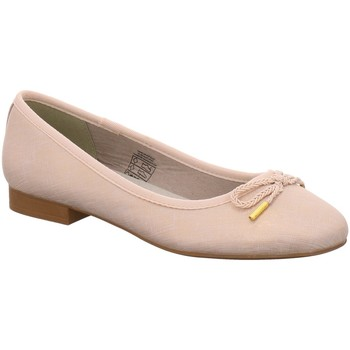 Schuhe Damen Ballerinas Idana Ballerinen 221070000/803 beige