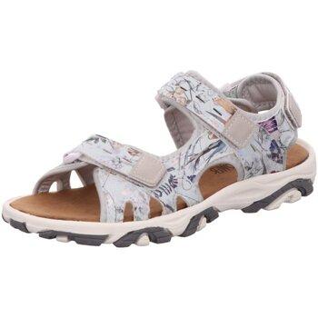 Schuhe Damen Wanderschuhe Tempora Sandaletten 286016 SPRING/FLOWER grau