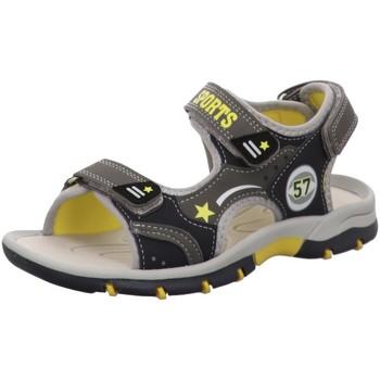 Schuhe Jungen Sandalen / Sandaletten Supremo Schuhe 6962107 GREY NAVY YELLOW grau