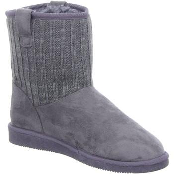 Schuhe Damen Schneestiefel Pep Step Stiefeletten 266333 266333000/258 grau