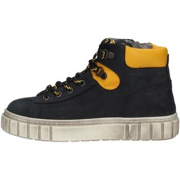 Schuhe Jungen Sneaker High Nero Giardini A933720M BLUE