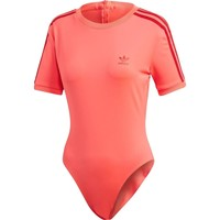 Unterwäsche Damen Bodys adidas Originals BODY ROSA FLUO Rose