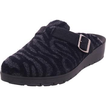 Schuhe Damen Hausschuhe Rohde - 2330-82 grau