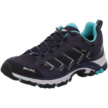 Schuhe Damen Fitness / Training Meindl Sportschuhe Caribe Lady GTX 3823 049 blau