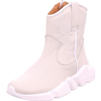 Schuhe Damen Stiefel Humat napa nielo grau
