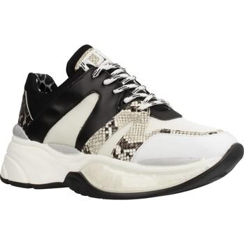 Schuhe Damen Sneaker Low Meline SQ400 Weiß