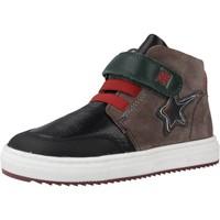 Schuhe Jungen Sneaker High Garvalin 191358 Brown
