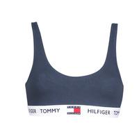 Unterwäsche Damen Sport-BH Tommy Hilfiger ORGANIC COTTON Marine