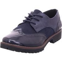 Schuhe Damen Derby-Schuhe Jane Klain Schnürrhalbschuh NAVY 836
