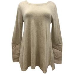 Kleidung Damen Pullover Vision De Reve Vision de Rêve Pull 12005 Beige Beige