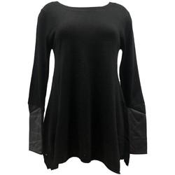 Kleidung Damen Pullover Vision De Reve Vision de Rêve Pull 12005 Noir Schwarz