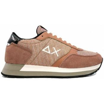 Schuhe Damen Sneaker Low Sun68 KATE GLITTER MESH sneakers Multicolor