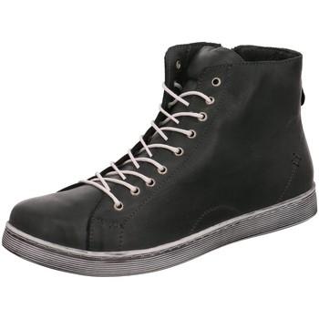 Schuhe Damen Boots Andrea Conti Stiefeletten REISSVERSCHLUSSSTIEFEL 0341500-261 SCHIEFER schwarz