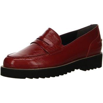 Schuhe Damen Slipper Paul Green Slipper 2547 2547-035 rot