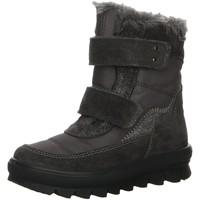 Schuhe Mädchen Schneestiefel Superfit Klettstiefel 09214-20 grau