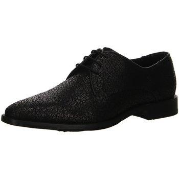 Schuhe Herren Derby-Schuhe Daniel Hechter Schnuerschuhe 811-69004-1900-1000 schwarz