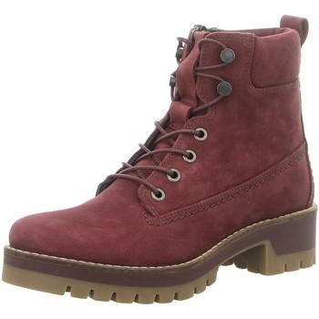 Schuhe Damen Boots Camel Active Stiefeletten Diamond 70 8917002 rot