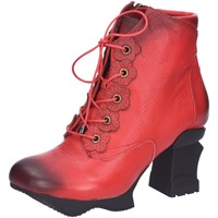 Schuhe Damen Low Boots Laura Vita Stiefeletten ARCMANCEO 02 ROUGE Other