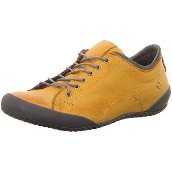 Schuhe Damen Derby-Schuhe Andrea Conti Schnuerschuhe 0342725464 gelb