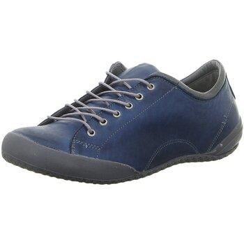 Schuhe Damen Derby-Schuhe Andrea Conti Schnuerschuhe 0342725-327 blau