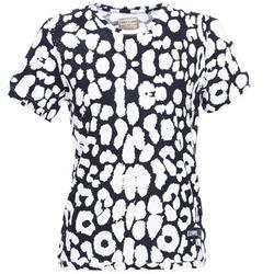Kleidung Damen T-Shirts Eleven Paris BIRINA Schwarz
