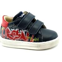 Schuhe Jungen Sneaker Low Naturino FAL-I19-14219-NR Blu
