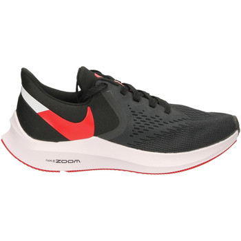 Schuhe Herren Fitness / Training Nike ZOOM WINFLO 6 anthracite-bright-crimson