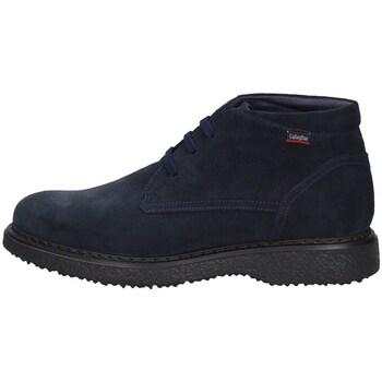Schuhe Herren Boots CallagHan 12302 BLUE